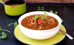 Heartwarming lentil stew