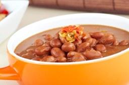 Frijoles (Colombian kidney bean & potato stew)