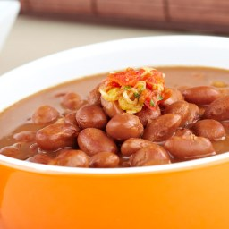 Frijoles (Colombian kidney bean & potato stew)