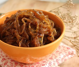 Melt-in-your-mouth caramelised onions